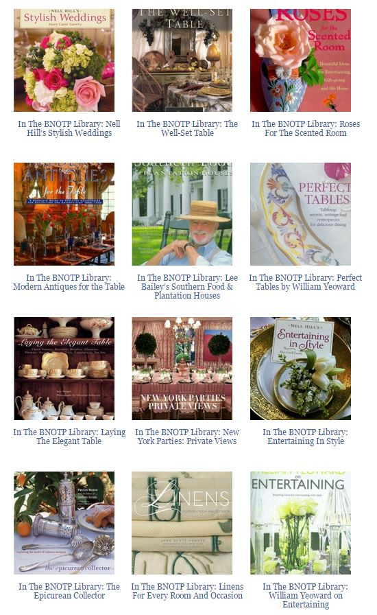 Entertaining & Tablescapes 1