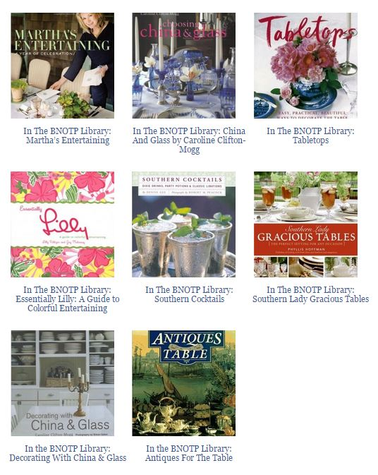 Entertaining & Tablescapes 2