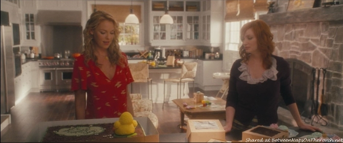 Kitchen in House in Life As We Know It Movie