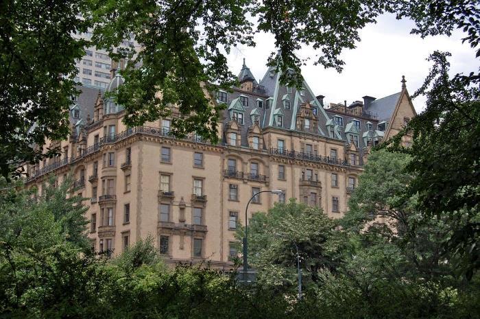 Lauren Bacall Dakota Manhattan Home