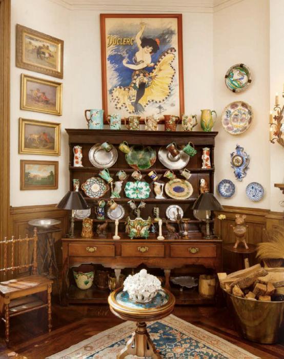 Lauren Bacall's New York Manhattan Home 10