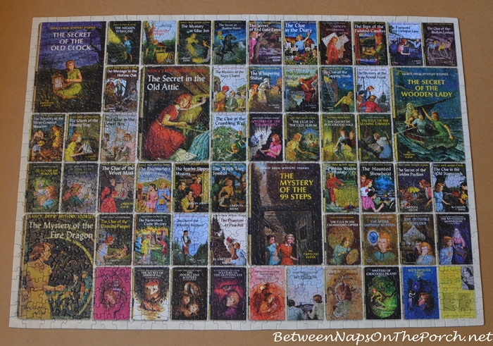 Nancy Drew Jigsaw Puzzle