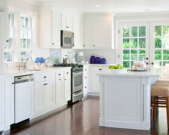 Nantucket Beach Kitchen