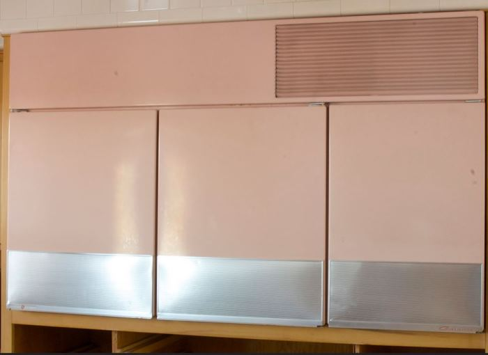 Never Used 1956 Kitchen With GE Appliances 13