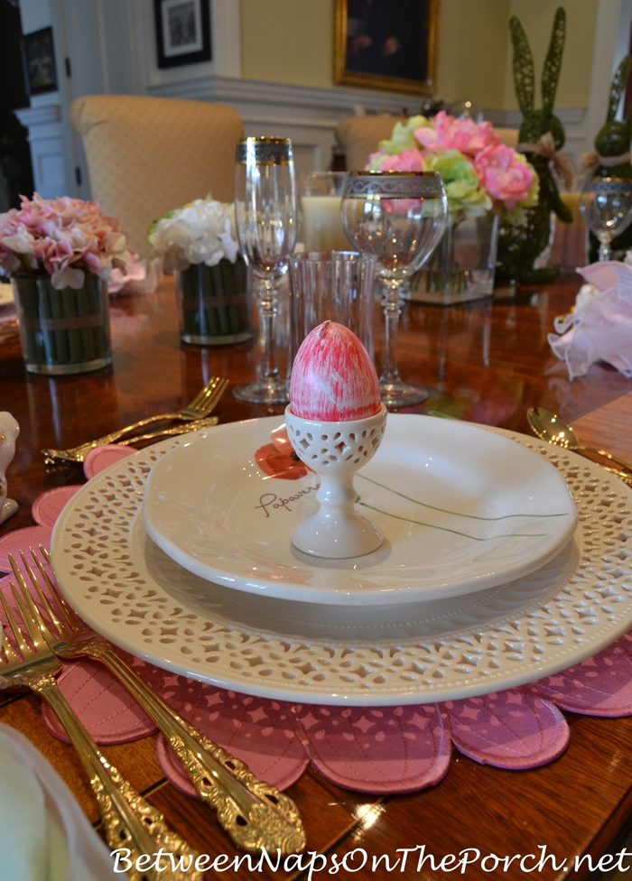 Pierced Eggs Cups