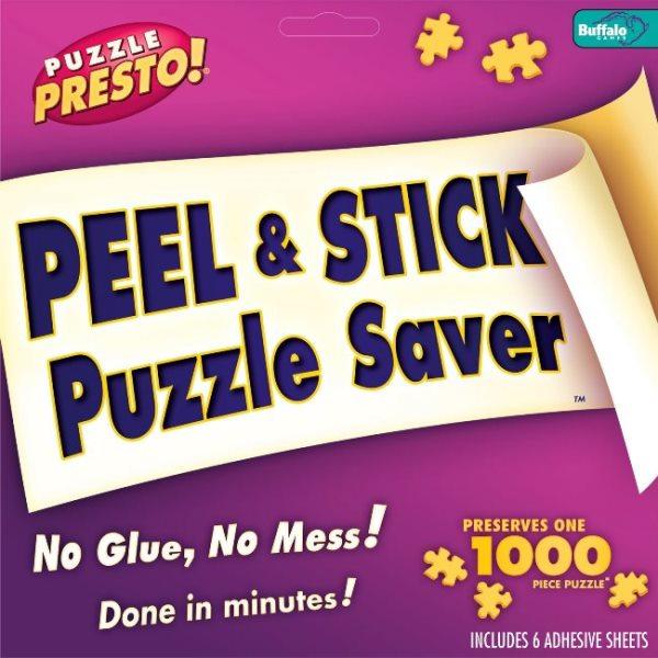 Puzzle Presto Peel & Stick Puzzle Saver