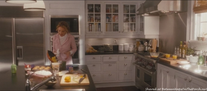 Real Kitchen in Movie, Life As We Know It Movie