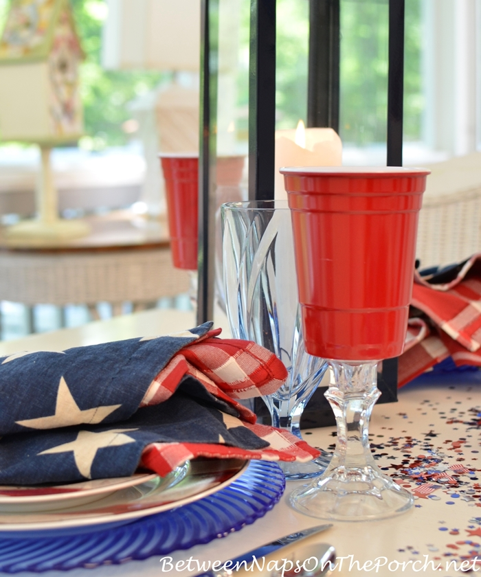 Solo Cup Wine Glasses for Parties