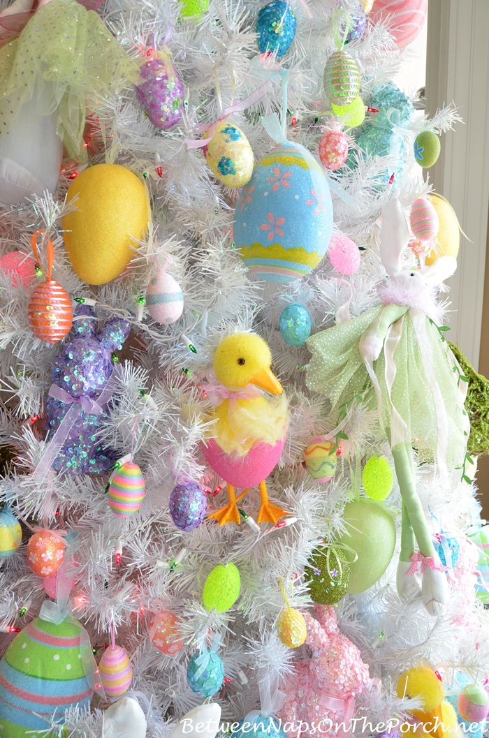 Tree Decorated for Easter_wm
