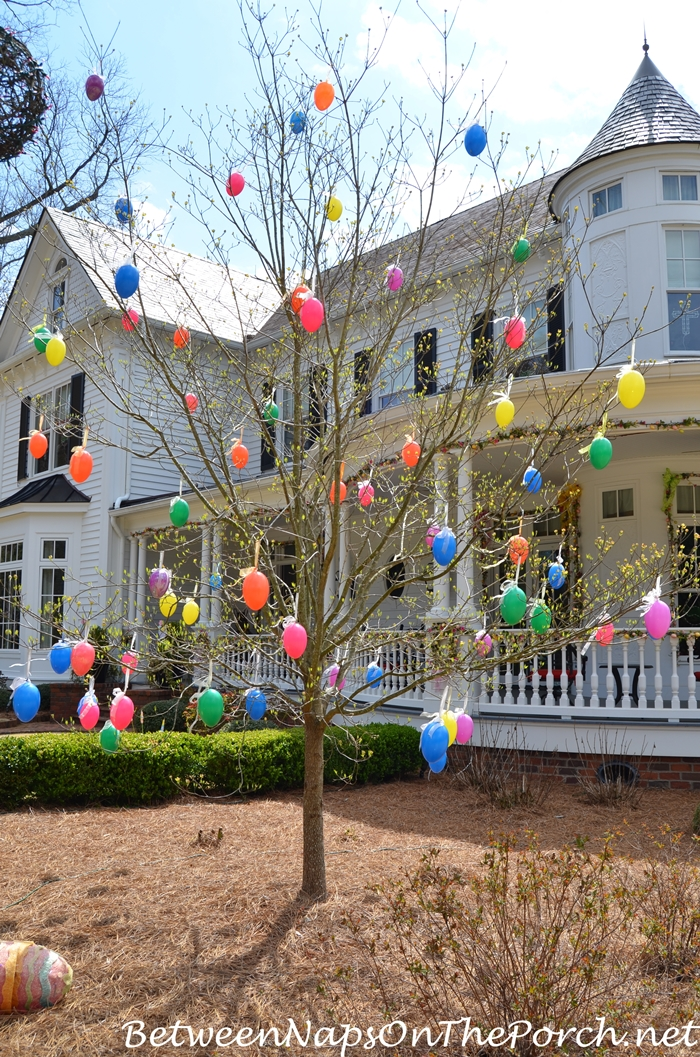 Decorate Outdoors For Easter