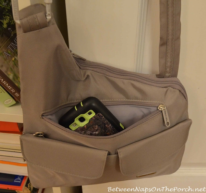 Best Ant-Theft Bag for Travel
