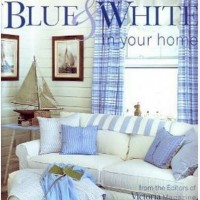 In The BNOTP Library: Blue & White In Your Home