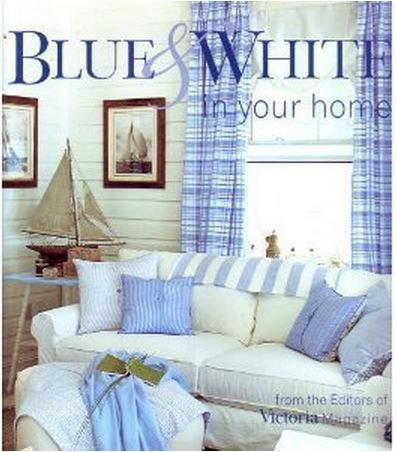 Blue & White In Your Home
