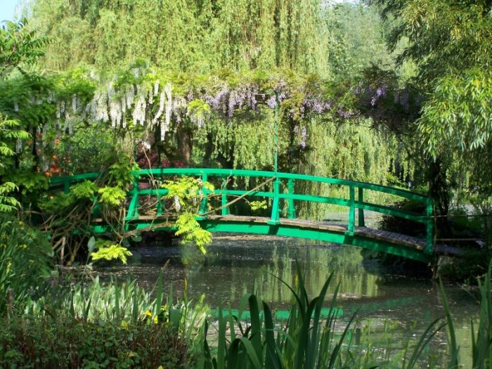 Bridge in Giverny
