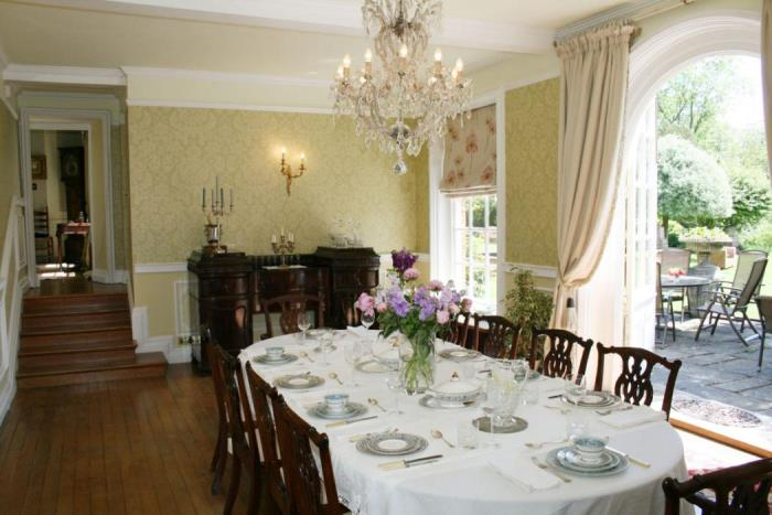 Byfleet Manor, Lady Violet's Home on Downton Abbey, For Sale
