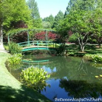 Beautiful Gibbs Gardens in Ballground, Georgia
