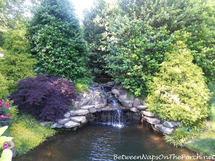 Gibbs Gardens Waterfall, Ballground, GA
