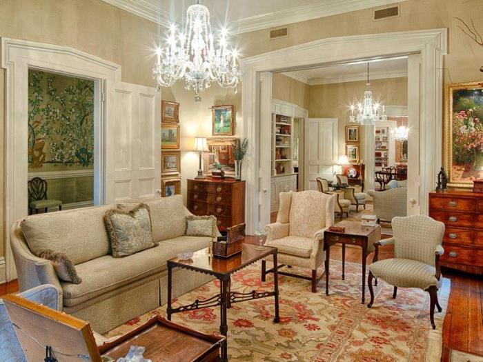 Historic Savannah Row House For Sale 02