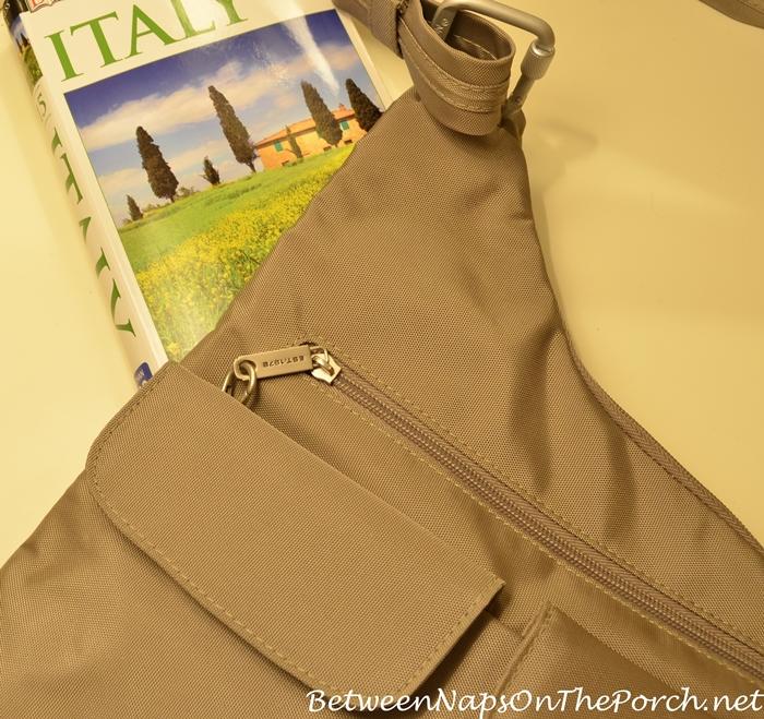 Most Secure Travel Bag Purse