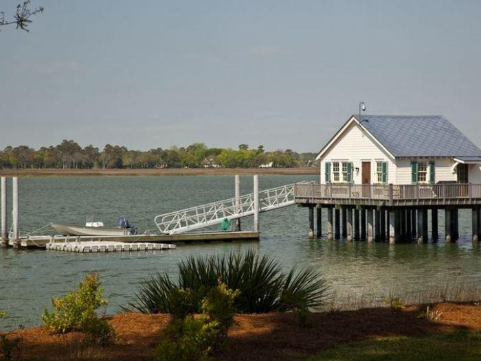 Paula Deen's Riverbeen Home in Savannah GA