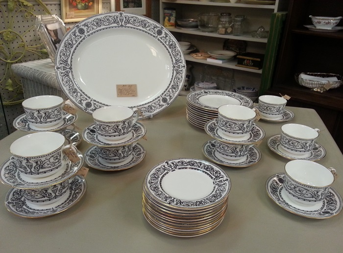 Royal Worcester Bone China