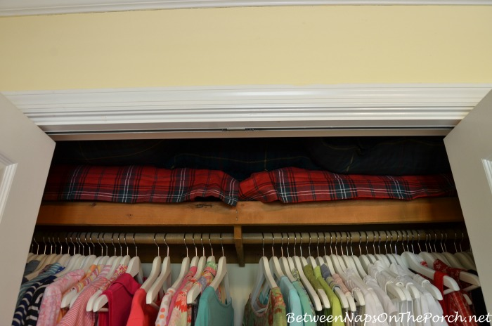 Storing Winter Bedskirt