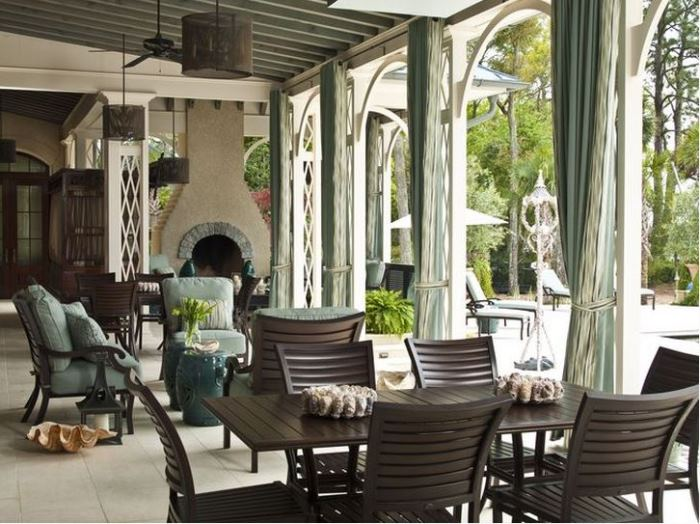 Tour Paula Deen's Savannah Home