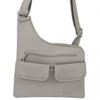 A Stylish Anti-Theft, RFID Secure, Crossbody Bag For Travel