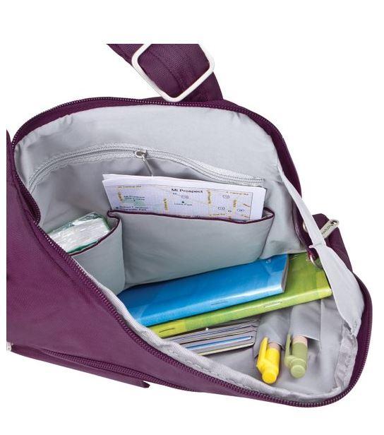 Travelon Crossbody Travel Bag with RFID Blocking
