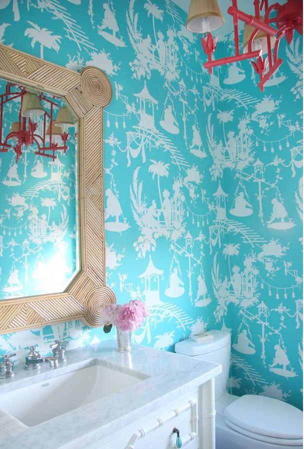 Beach House Bathroom Design