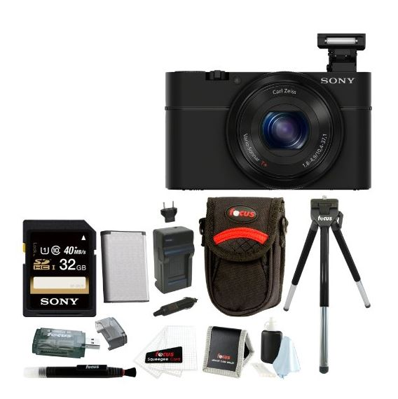 Best Travel Camera for Europe, Sony RX100