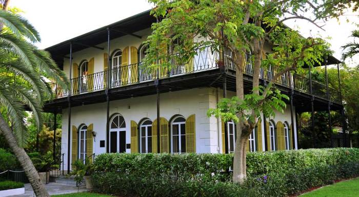 Ernest Hemingway's Home in Key West