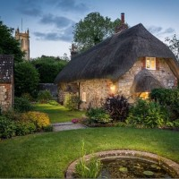 Faerie Door Cottage: A Real Storybook Fairytale Cottage
