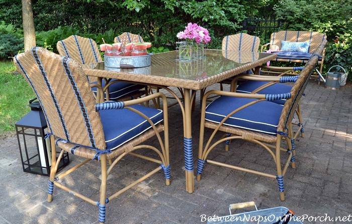 New Martha Stewart us Oleander Furniture for Entertaining Outdoors