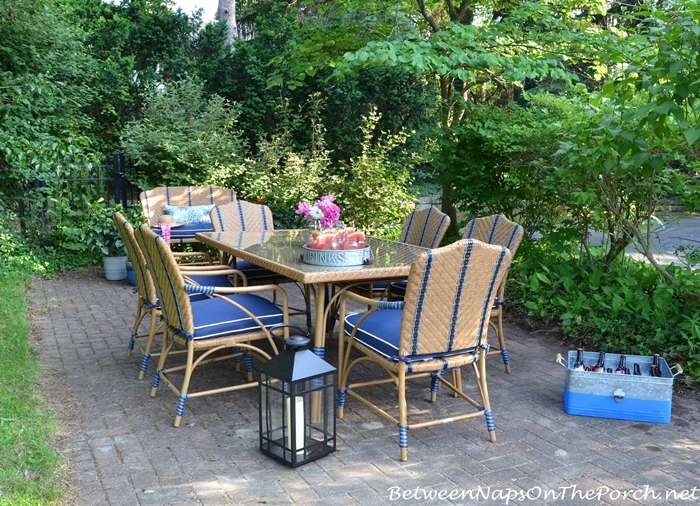 Dining In A Secret Garden The Oleander Collection By
