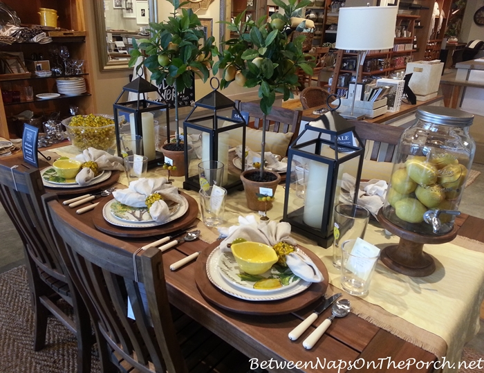 Pottery Barn Summer Table Settings 03