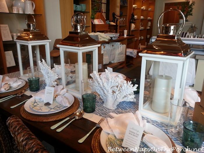 Pottery Barn Summer Table Settings 15