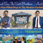 I'm Sailing With Jonathan & Drew! Can You Come, Too?