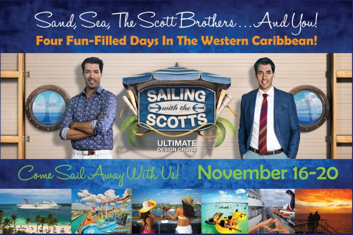 Sail With the Scott Brothers