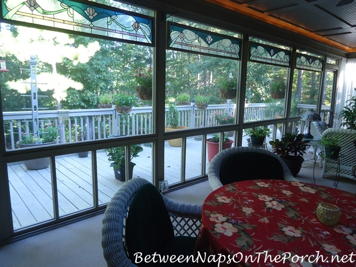 Screened Porch and Deck Additions