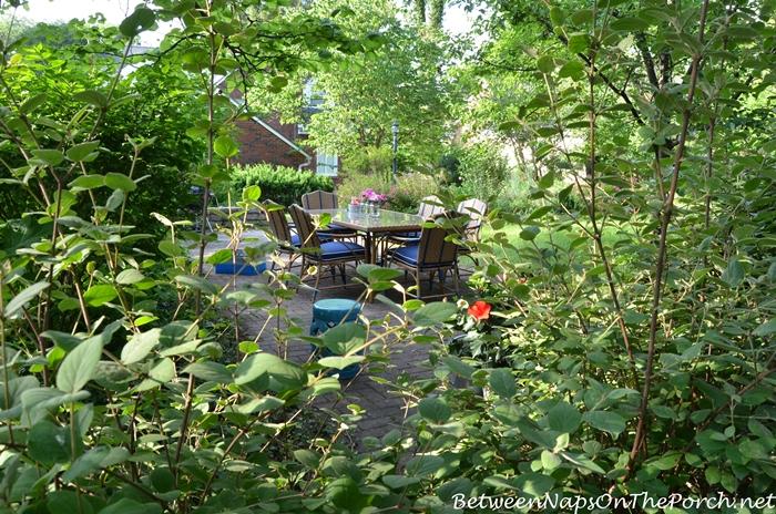 Secret Garden with Martha Stewart Oleander Outdoor Furniture