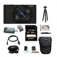 The Best Camera For Travel: Sony Cyber-shot RX100