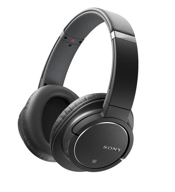 Sony Wireless, Bluetooth, Noise-Canceling Headphones