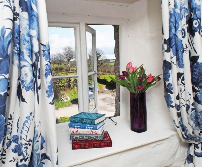 Storybook Cottage Window