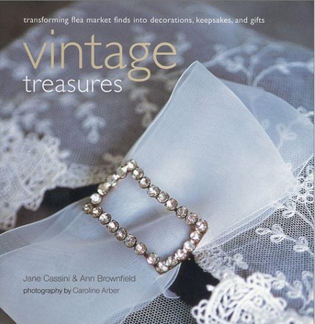 Vintage Treasures by Jane Cassini
