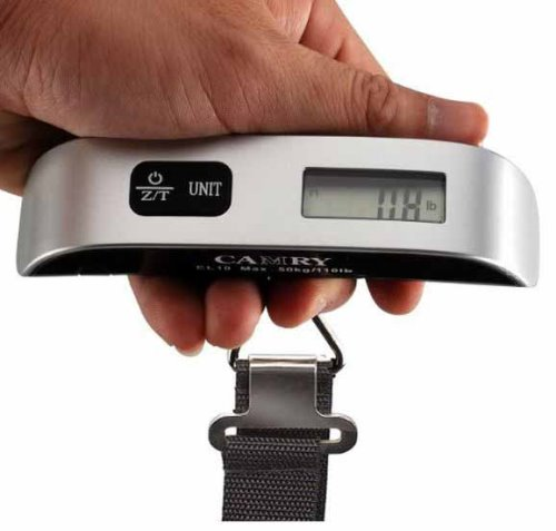Best Luggage Scale for Travel