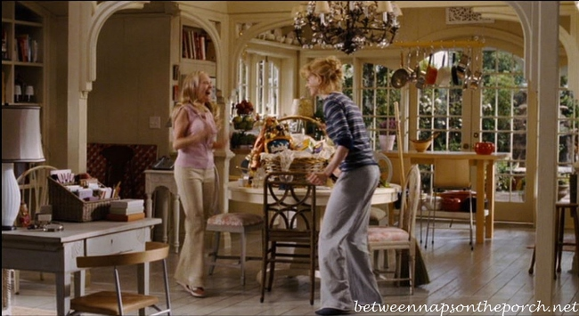 Cottage House in Bewitched Movie, Kitchen