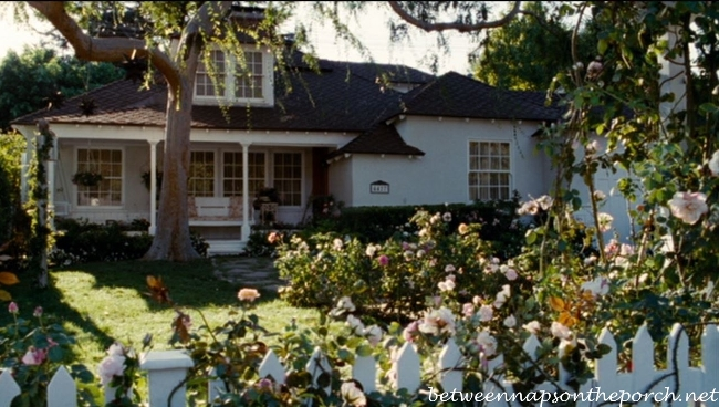 Cottage in Bewitched Movie
