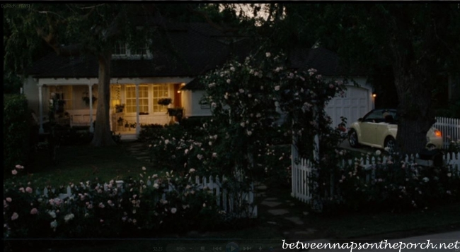 Cottage in Bewitched, the Movie