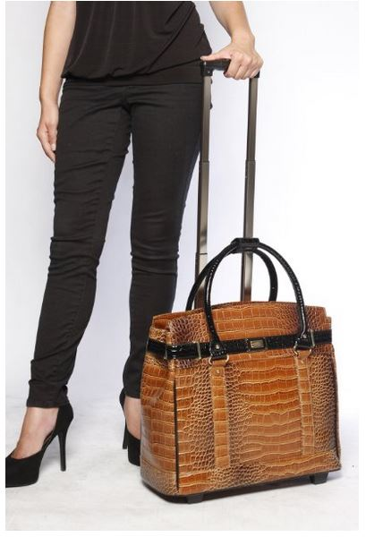 Fashionable Style Rolling Carry on Bag for Travel